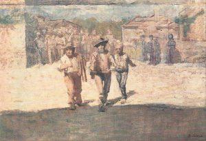 Ambasciatori della fame - Pellizza da Volpedo